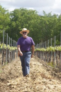 Winemaker David Vergari