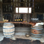 Guerra Cellars tasting room